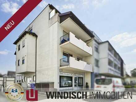WINDISCH Immobilien - Grundbuch statt Sparbuch -Vermietete Zweizimmerwohnung in Olching zum Kauf!