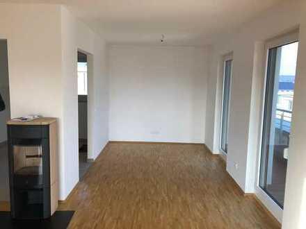 4 Zimmer-Penthouse-Wohnung