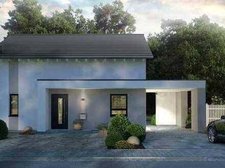 KFW 55 Einfamilienhaus mit Keller inkl. Miele- Markenküche oder Garage oder Kaminofen und Bauplatz