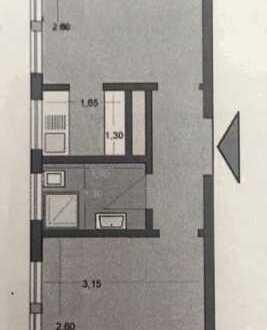315 €, 28 m², 2 Zimmer