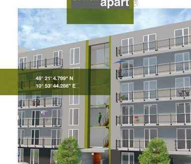 Möbliertes Studenten-Apartment, hochwertig ausgestattet, Erstbezug, exklusiv für Studenten.