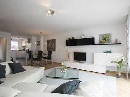 Viel Platz für Familien: Neubau-Doppelhaushälfte in ruhiger Südlage