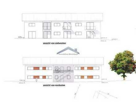 Garham/Vilshofen Neubau hochwertige 3-Zimmer Whg. mit Terrasse in zentraler Lage