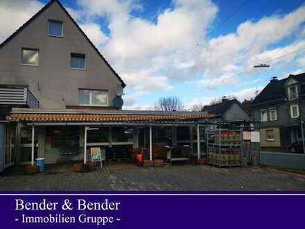 Ladenlokal mit zahlreichen Stellplätzen und großer Schaufensterfront in Siegen Geisweid!
