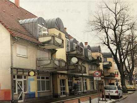 Gepflegte 2-Zimmer-Wohnung mit Balkon und Einbauküche in Hohen Neuendorf OT Bergfelde