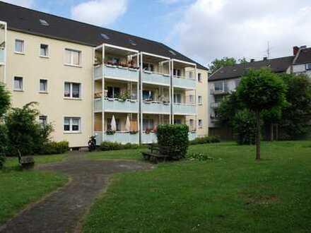 Helle 2-Raum Wohnung mit Balkon in Rheinhausen