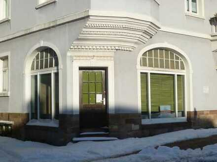 Ladengeschäft oder Büro-/Praxisräume im Stadtzentrum Gersfelds zu vermieten