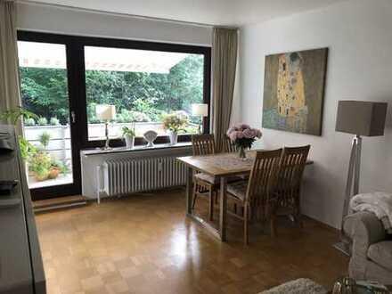 Wunderschöne 3-Zimmer Whg. mit Balkon und neuer EBK in Schwachhausen