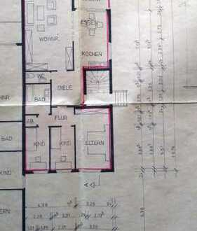 Gepflegte 4-Zimmer-Wohnung mit Balkon und Garage in Dortmund Wickede