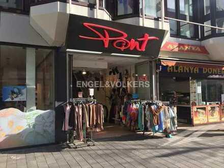 Ladenfläche in der Breitenstraße