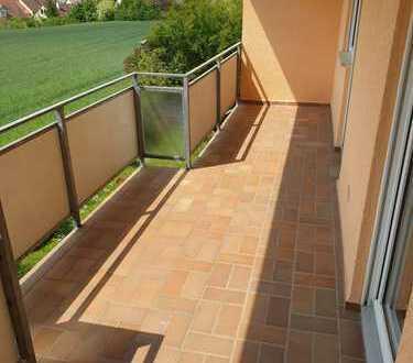 Gepflegte 4-Zimmer-Wohnung mit Balkon in Bamberg