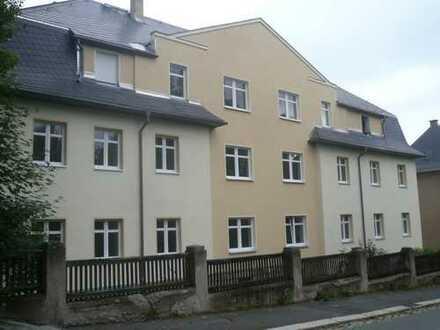 2-Raum-WE mit Balkon - Erstbezug nach hochwertiger Sanierung