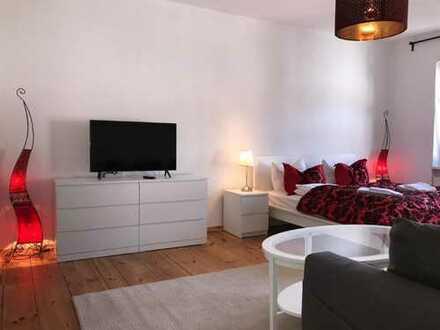 Möbliertes Wohnen im beliebten Reuterkiez: 1 Zi, 55m² ab sofort für mind. 6 Monate zu vermieten