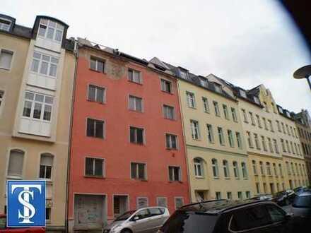25/17 - teilsaniertes Mehrfamilienhaus in Plauen (Reusa / Nähe Klinikum)