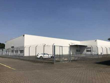 Produktions- und Lagerfläche mit Sozialräumen im Gewerbegebiet Herzebrock-Clarholz