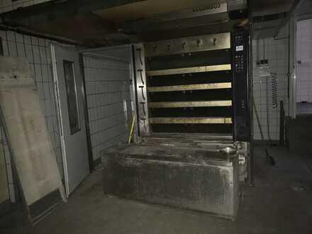 Lagerräume in ehemaliger Bäckerei zu vermieten