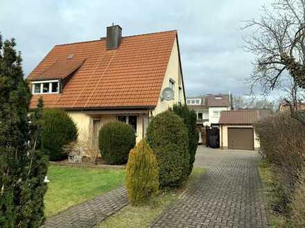 Gepflegt und vermietet: 2-Familienhaus mit tollem Grundstück in Nürnberg Eibach!