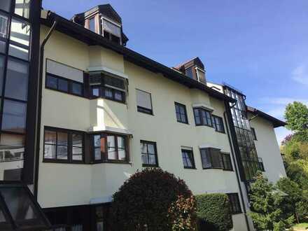 DG-Wohnung in ruhiger, zentraler Lage