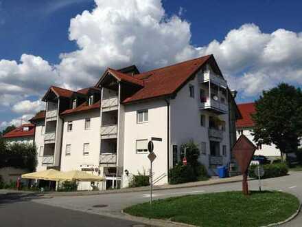 Sonnige, gepflegte 4-Zimmer-Maisonettewohnung mit schöner Aussicht in zentraler Lage.