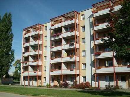 Helle 3-Raum-Wohnung mit Balkon