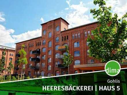 ERSTBEZUG | Heeresbäckerei | Penthouse + gr. Terrasse + Tiefgarage + Tageslichtbad + Gästebad