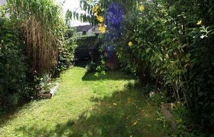 Für Gartenliebhaber - Maisonettewohnung mit Platz für Hobbies, Beruf und Gäste