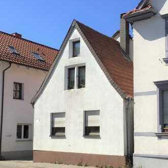 Freistehendes Einfamilienhaus in Zentrumsnähe