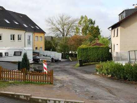 Projektiertes Baugrundstück für 2 DHH in Rösrath