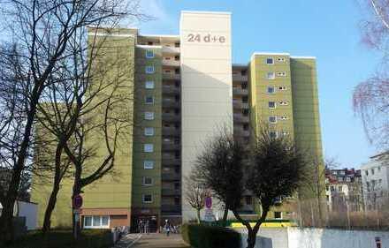 Renovierte, helle 1Zimmerwohnung mit Loggia nach Süden innenstadtnah