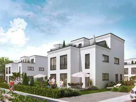 Wunderschöne Doppelhaushälfte in modernem Wohngebiet mit allen infrastrukturellen Vorzügen
