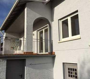 Modernisierte, sonnendurchflutete Erdgeschosswohnung