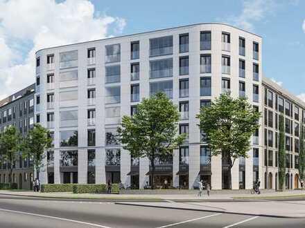 *** Modern & Barrierefrei *** 2-Zi.-Wohnung mit Süd-Loggia inmitten von Pasing