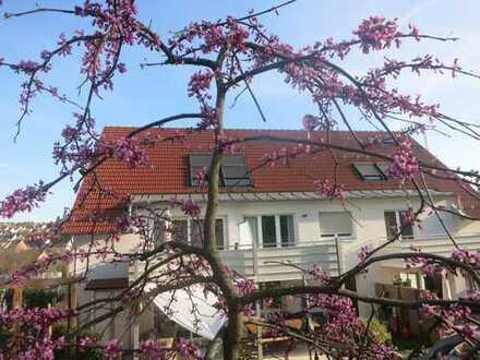 Exklusive, neuwertige 3-Zimmer-Wohnung mit Balkon in Denkendorf