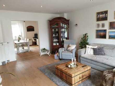 Exklusive Maisonette-Wohnung mit Garten in beliebter Lage