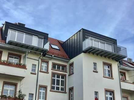 Neuwertige 2-Raum-Loft-Wohnung mit Balkon in Karlsruhe