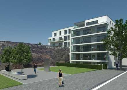 Erstbezug: exklusive 3-Zimmer-Wohnung mit Einbauküche, Wintergarten und PKW-Elektro-Ladestation