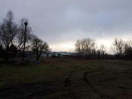 Gewerbebauland mit ca. 5.400m² Stadtrand von Coswig zu verkaufen
