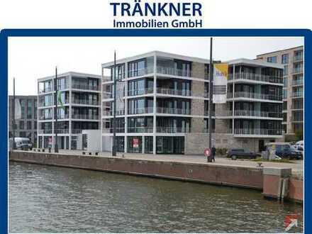 Moderne 3-Zimmer-Wohnung mit Blick auf den Neuen Hafen!