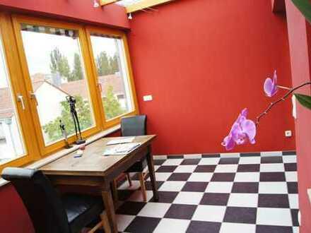 Sonnenhof, Split-Level, 3 Zimmer + Wintergarten, 90 m2, 2 Min von Haltestelle zum Hbf