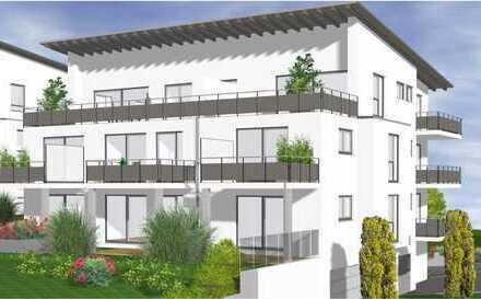 ETW 3 * Attraktive 2-Zi.-ETW-Neubauwohnung mit Terrasse und Gartenanteil in bester Lage