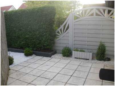 Schöne moderne 2 ZKB EG-Whg mit Terrasse in Augsburg Pfersee