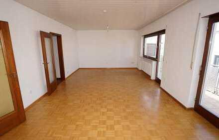 Sanierte 3-Zimmer-Wohnung mit 2 Balkonen und EBK in Rheinstetten