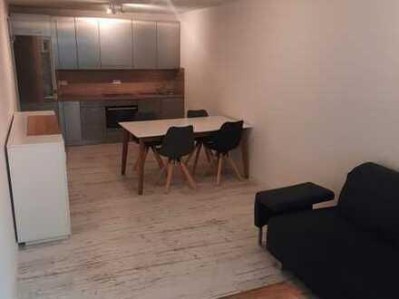 Innerer Westen- 3 Zimmer-WHG -mit EBK und Terrasse