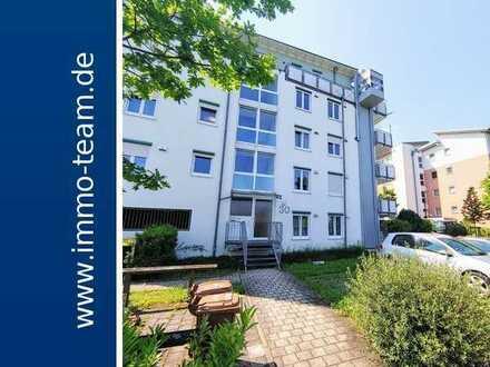 3 Zimmer-Wohnung mit Balkon++ vermietet