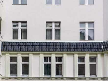 Großes Gewerbe mit 6 Zimmern auf 124m² + 81m² Keller - Nähe S-Bhf Botanischer Garten, provisionsfrei