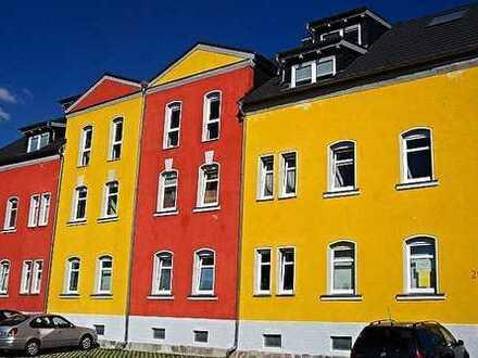 5-Zi.-Dachgeschoss-Maisonette mit Traumausblick in Falkenau