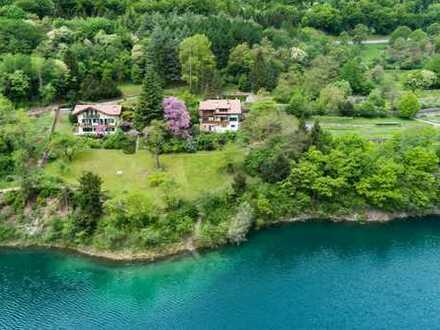 Einzigartiges Anwesen am Lago di Tenno