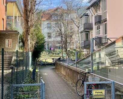 Schöne, helle und barrierefreie 3-Zimmer Eigentumswohnung mit 2 Balkonen in Neuenheim