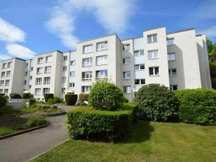 Freie 2-Zimmer-Wohnung mit Tiefgaragenstellplatz in Hummelsbüttel!