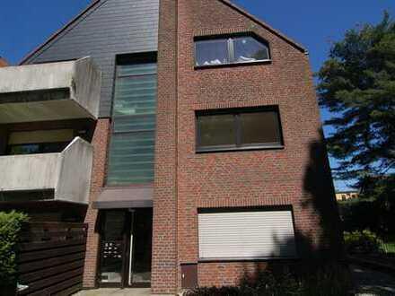 Werne-City ! Singlewohnung mit zwei Balkonen !